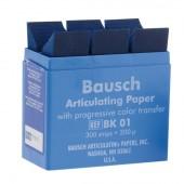 Papier à articuler 200µ - Bausch